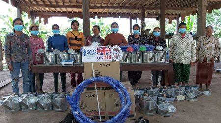 Drip installation at Katot village (4)