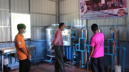 ED visit water station at Svay (2)